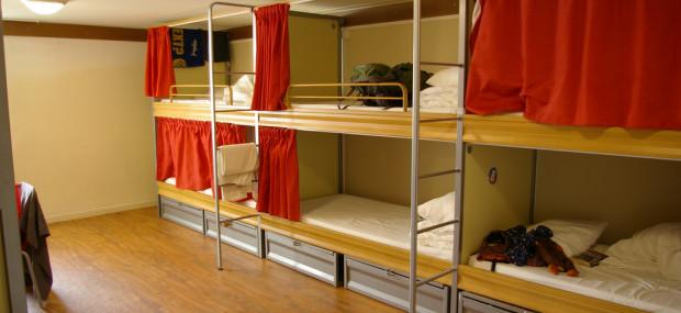 Singapore Hostel